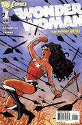 Wonder Woman (2011 4th Series) 1A