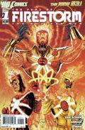 Fury of Firestorm (2011) 1A