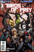 Birds of Prey (2011 3rd Series) 1A