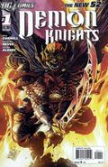 Demon Knights (2011) 1A