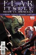 Fear Itself Hulk vs. Dracula (2011 Marvel) 1