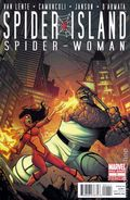 Spider-Island Spider-Woman (2011 Marvel) 1