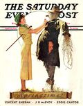 Saturday Evening Post (1821) Vol. 208 #43