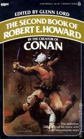 Second Book of Robert E. Howard PB (1980 Berkley Edition) 1-1ST