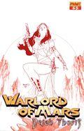 Warlord of Mars Dejah Thoris (2011 Dynamite) 5F