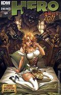 Hero Comics (2011 IDW) 0B