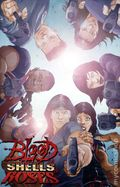 Blood, Shells and Roses GN (2011 Arcana Studios) 1-1ST