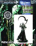 DC Comics Blackest Night Figurine Collection (2011 Eaglemoss) Magazine and Figure SP-003