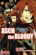 Tales of the Abyss Asch the Bloody GN (2011 Bandai) 1-1ST