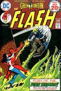 Flash (1959 1st Series DC) Mark Jewelers 230MJ