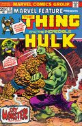 Marvel Feature (1971 1st Series) Mark Jewelers 11MJ