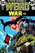 Weird War Tales (1971 DC) Mark Jewelers 13MJ