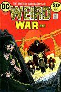 Weird War Tales (1971 DC) Mark Jewelers 19MJ