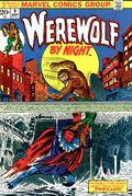 Werewolf by Night (1972 1st Series) Mark Jewelers 9MJ