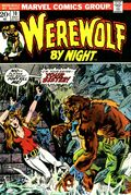 Werewolf by Night (1972 1st Series) Mark Jewelers 10MJ