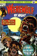 Werewolf by Night (1972 1st Series) Mark Jewelers 11MJ