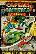 Captain America (1968 1st Series) National Diamond 151NDS