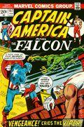 Captain America (1968 1st Series) National Diamond 157NDS