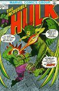 Incredible Hulk (1962-1999 1st Series) Mark Jewelers 168MJ