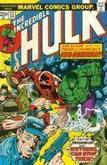 Incredible Hulk (1962-1999 1st Series) Mark Jewelers 172MJ