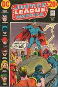 Justice League of America (1960 1st Series) Mark Jewelers 102MJ