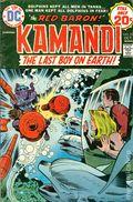 Kamandi (1972) Mark Jewelers 22MJ