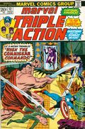Marvel Triple Action (1972) Mark Jewelers 12MJ