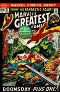 Marvel's Greatest Comics (1969) National Diamond 37NDS