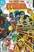 New Teen Titans (1980) (Tales of ...) Mark Jewelers 34MJ