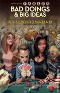 Bad Doings and Big Ideas HC (2011 DC/Vertigo) A Bill Willingham Deluxe Edition 1-1ST