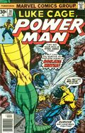 Power Man and Iron Fist (1972) Mark Jewelers 38MJ