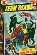 Teen Titans (1966 1st Series) Mark Jewelers 43MJ