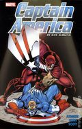 Captain America TPB (2011-2012 Marvel) By Dan Jurgens 2-1ST