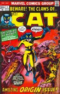 Cat (1972 Marvel) Mark Jewelers 1MJ