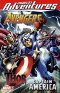 Marvel Adventures Avengers Thor/Captain America TPB (2011 Digest) 1-1ST