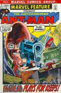 Marvel Feature (1971 1st Series) National Diamond 5NDS