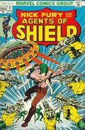 SHIELD (1973 Marvel) Mark Jewelers 4MJ