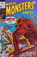 Where Monsters Dwell (1970) National Diamond 11NDS