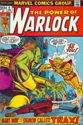 Warlock (1972 Marvel 1st Series) National Diamond 4NDS