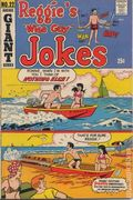Reggie's Wise Guy Jokes (1968) National Diamond 22NDS