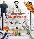 History of Animation Enchanted Drawings HC (1989 Knopf) 1st Edition 1-1ST
