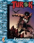 Acclaim Adventure Zone Turok Extinction GN (1997) 1-1ST