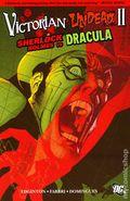 Victorian Undead II Sherlock Holmes vs. Dracula TPB (2011 DC) 1-1ST