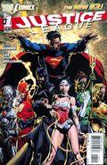 Justice League (2011) 1B