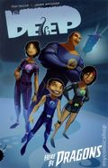 Deep Here Be Dragons GN (2011) 1-1ST