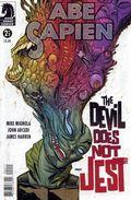 Abe Sapien The Devil Does Not Jest (2011) 2