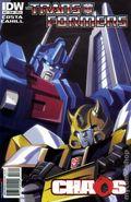 Transformers (2009 IDW) 27A