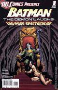 DC Comics Presents Batman The Demon Laughs 1
