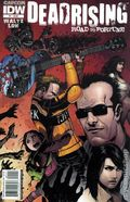 Dead Rising Road to Fortune (2011 IDW) 1A