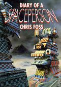 Diary of a Spaceperson SC (1990 Paper Tiger) 1-1ST